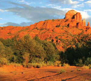 Dubbed Red Rock Country- Sedona, Arizona