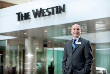 Didier Luneau is the new GM at Westin Calgary.