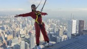 M&IT's assistant editor, Christine Otsuka, tested out Toronto's newest attraction, the CN Tower's EdgeWalk.