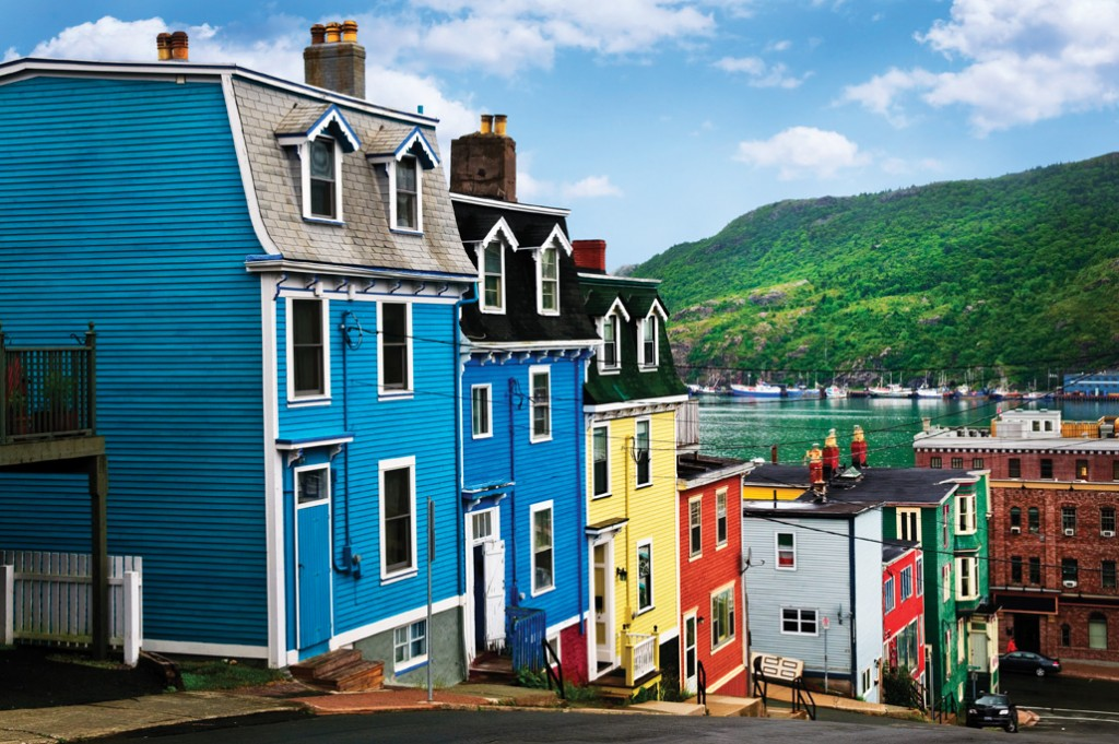 St. John's is ground zero for the new Newfoundland.