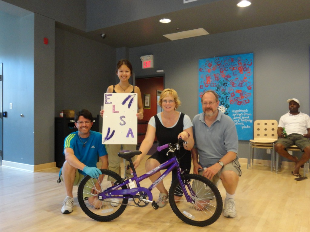 MPI Toronto Build A Bike ECOS Project