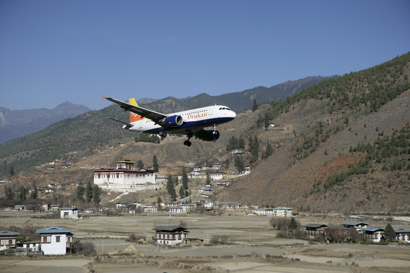 Drukair is adding flights to Bhutan.
