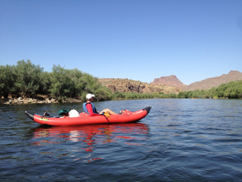 Kayaking excursions are great for groups.