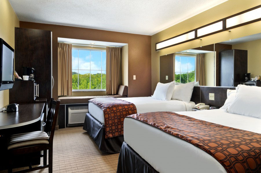 MASTERBUILT HOTELS LTD. - Microtel opens in Estevan