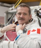 Colonel Chris Hadfield, Former Commander of International Space Station