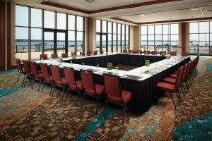 Meeting Room, Delta Prince Edward (Photo: Meetings & Conventions Prince Edward Island)