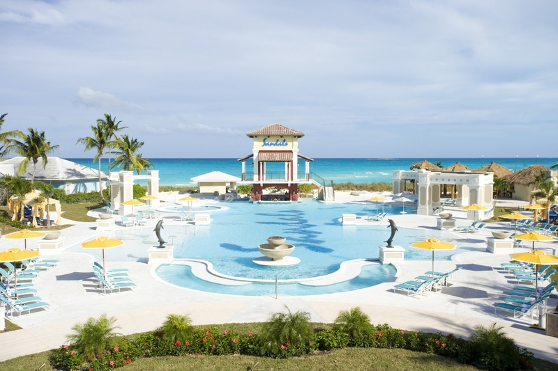Sandals Emerald Bay Great Exuma Bahamas Ociated Luxury Hotels International