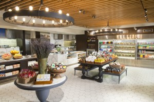 Hilton's new dining concept, Herb N' Kitchen, at the New York Hilton Midtown.
