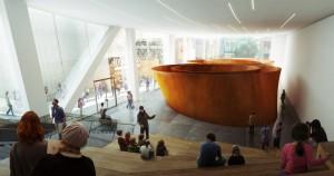 San Francisco Museum of Modern Art (SFMOMA), San Francisco, California