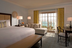 Remastered guest room, Ritz-Carlton, Naples, Florida