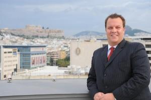 Christopher Koleros, Area Director, Sales & Marketing, Europe, IHG