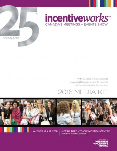 IncentiveWorks 2016 Media Kit - Advertising