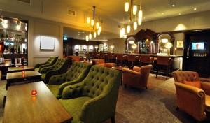 Executive Lounge, DoubleTree by Hilton Dublin-Burlington