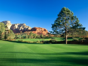 Seventh Hole, Seven Canyons, Sedona, Arizona