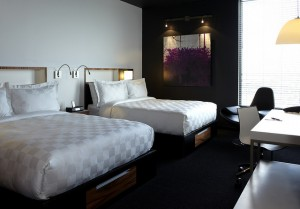 ALT Hotel Montreal Griffintown, Guest room