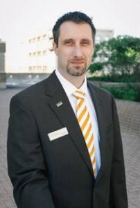 Todd Ryan, Area Director of Sales & Marketing - Eastern Canada, Starwood Hotels & Resorts