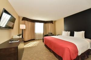 Guest Room, Radisson Hotel & Conference Center Edmonton