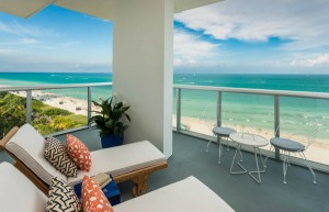 Thompson Miami Beach, Terrace View