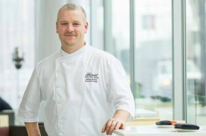 Nathan Brown, Executive Chef, Fairmont Pacific Rim