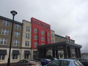 Four Points Moncton, New Brunswick