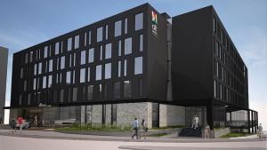 ALT Hotel St. John's, NFLD - Artist's rendering