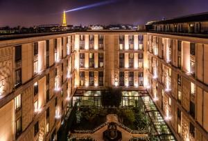 Hotel du Collectionneur Arc de Triomphe Paris --- Associated Luxury Hotels International (ALHI)