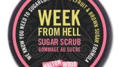 Week From Hell Body Scrub, orangefish.ca