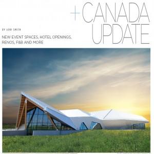 CANADA UPDATE, M+IT