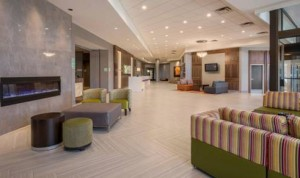 Lobby, Holiday Inn Winnipeg South