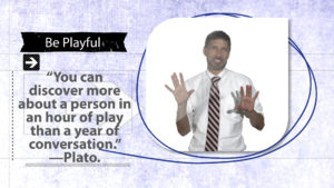 How To Meet & Play 2: Play vs Playful