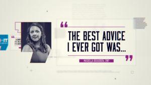 Best Advice… Mariella Irivarren