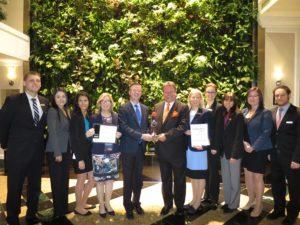Chelsea Hotel, Toronto Wins Accessibility Award