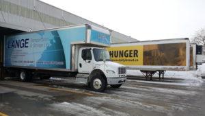 lange-truck-at-food-bank