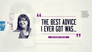 Best Advice… Rita Plaskett, CMP, CMM