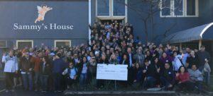 Convening Leaders' CSR Activity Benefits Sammy's House
