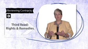 Contracts 101 w/ Heather Reid: Top 3 Tips for Reviewing Contracts