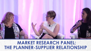 2016 Meetings Market Report: The Planner-Supplier Relationship