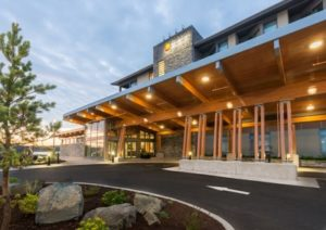 Campbell River Comfort Inn Receives Top Choice Hotels Honour