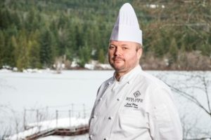 New Chef and Look at Nita Lake Lodge's Aura Restaurant