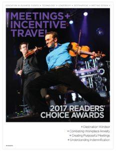M+IT Announces 2017 Readers' Choice Award Recipients