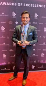 Chelsea Hotel Staffer Receives HAC Inspiring Hotelier Award