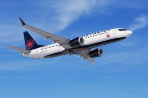Air Canada Increasing Service to Sun Destinations