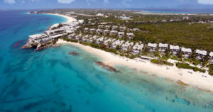Four Seasons Resort in Anguilla Re-Opens