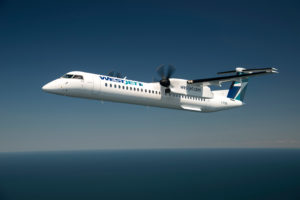 WestJet Encore Wins Bombardier Reliability Award