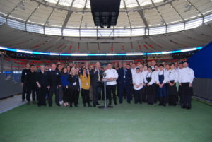 Centerplate at BC Place Receives Top Sports Venue Award