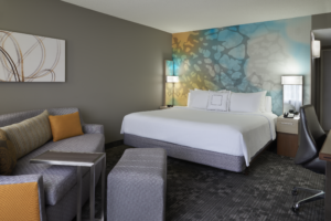 Courtyard by Marriott Toronto Airport Wraps Up Reno