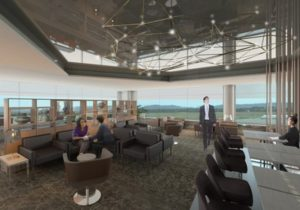 Redesigned Maple Leaf Lounge Opening in New YYT Terminal