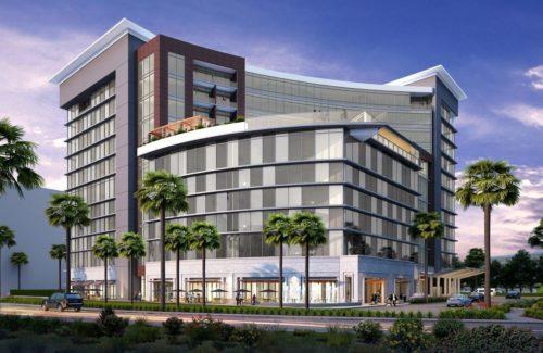 Caesars launching non-gaming hotel brand