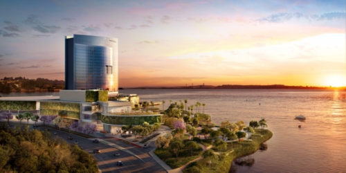 DoubleTree by Hilton opening first property in Brazil