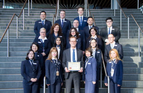 Vancouver Convention Centre joins Les Clefs d'Or Canada
